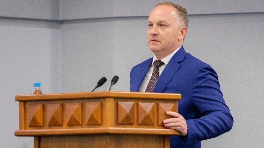 В доме экс-главы Владивостока Олега Гуменюка проходят обыски