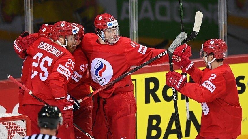 Сборная России обыграла Швецию и вышла в плей-офф чемпионата мира по хоккею