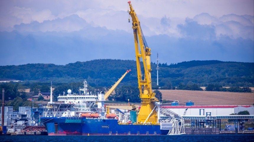 Германские экологи выступили против строительства Северного потока  2