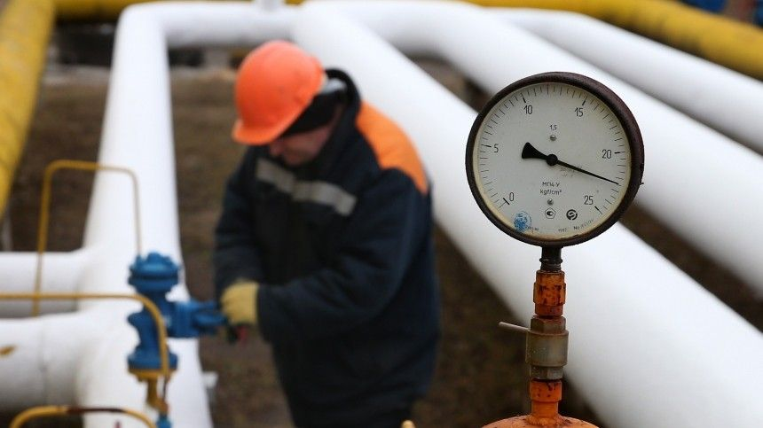 МИД Германии призвал к сохранению транзита российского газа через Украину