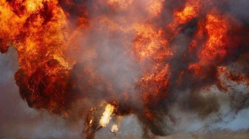 Склад боеприпасов в Сербии взорвался, когда в стране начались учения НАТО