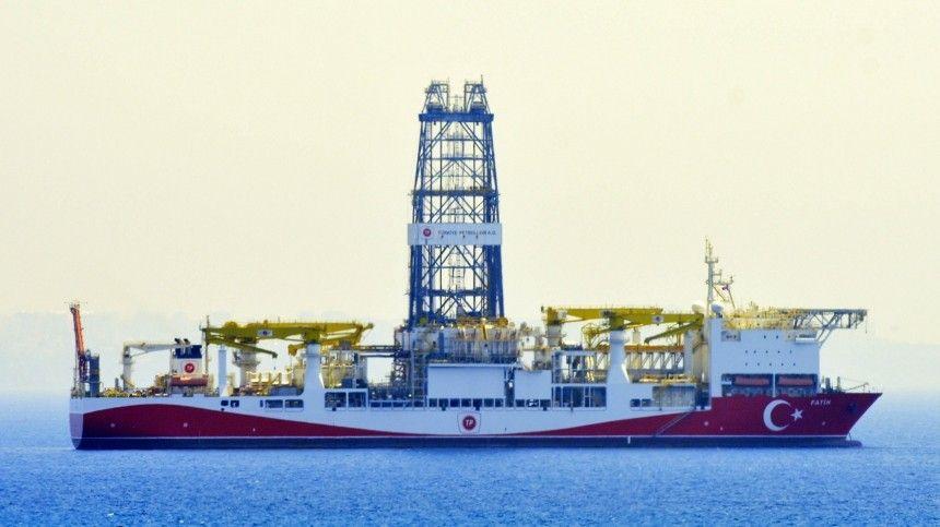 Крупные залежи топлива находятся врайоне участка Сакарья.