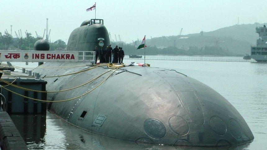 Субмарина проекта 971 «Нерпа» уже находится напути воВладивосток, сообщают индийскиеСМИ.
