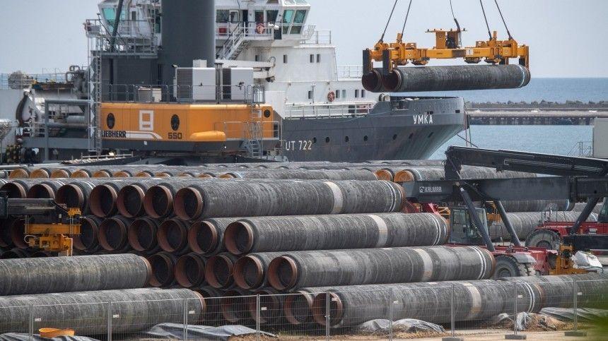 Ранее Владимир Зеленский высказал опасение, что после запуска газопровода Россия откажется оттранзита газа через территорию Украины.