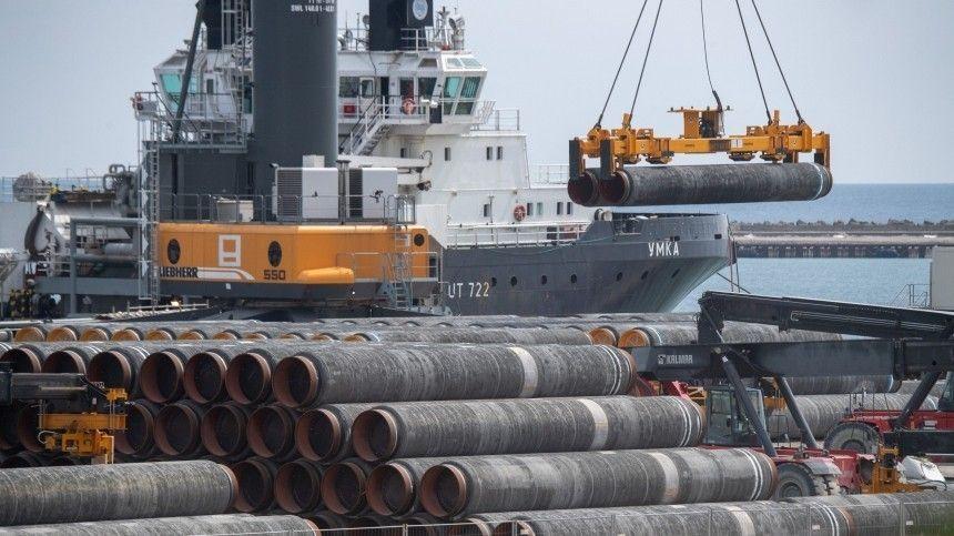 Ранее вАвстрии посоветовали Украине немешать реализации проекта газопровода.