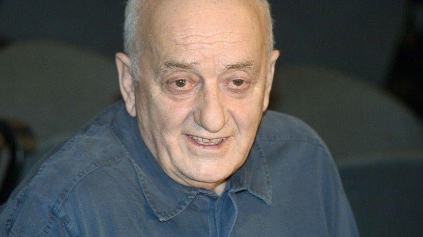 Ниточка, которая связывала народы: Драпеко о смерти сценариста Габриадзе