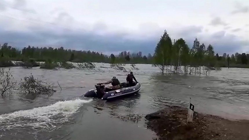 Режим ЧС и полная готовность: чем для Красноярска может обернуться рост уровня воды в Енисее