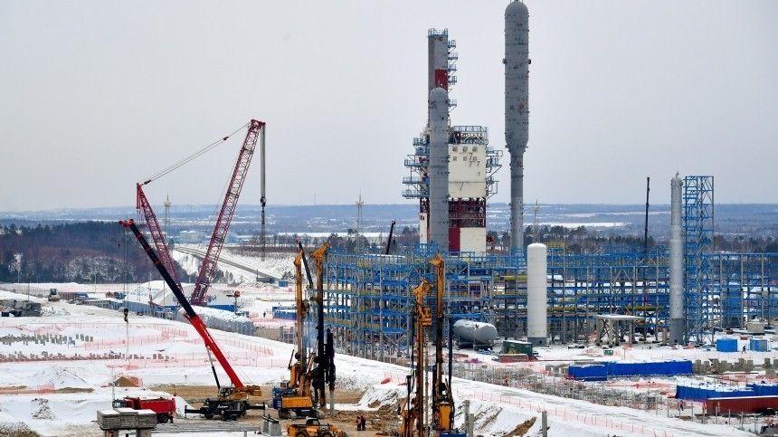 Газоперерабатывающий завод после выхода напроектную мощность станет мировым лидером попроизводству гелия иодним изкрупнейших— попереработке газа.
