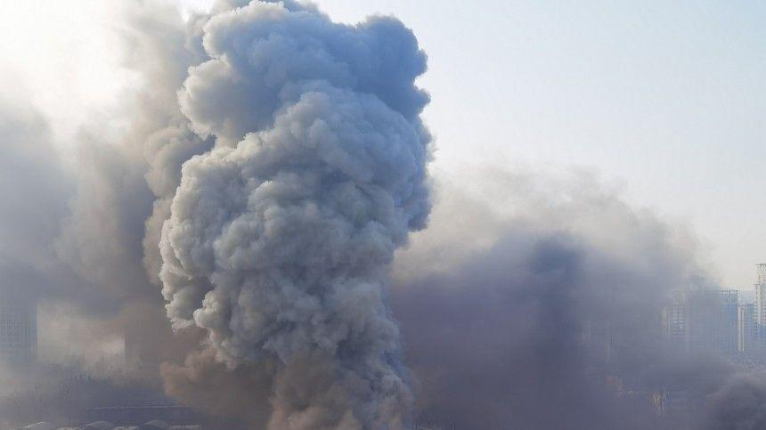 В Китае взорвался завод по производству поликремния