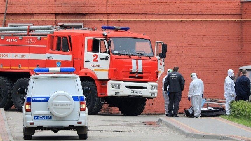 Полный список погибших и пострадавших в результате пожара в больнице Рязани