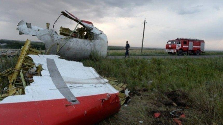Малазийский Boeing, летевший изАмстердама вКуала-Лумпур, разбился 17июля 2014 года под Донецком.