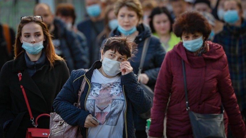 В Москве усиливают контроль за ношением масок и перчаток в общественных местах