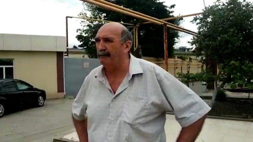 ЧПпроизошло днем 9июня, когда Вартану Кочьяну сообщили орешении суда овыселении исносе его незаконных построек. Врезультате погибли два человека.