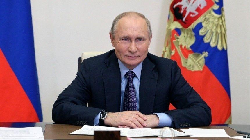 Путин задумался о подготовке к публикации статьи об истории русских на Украине