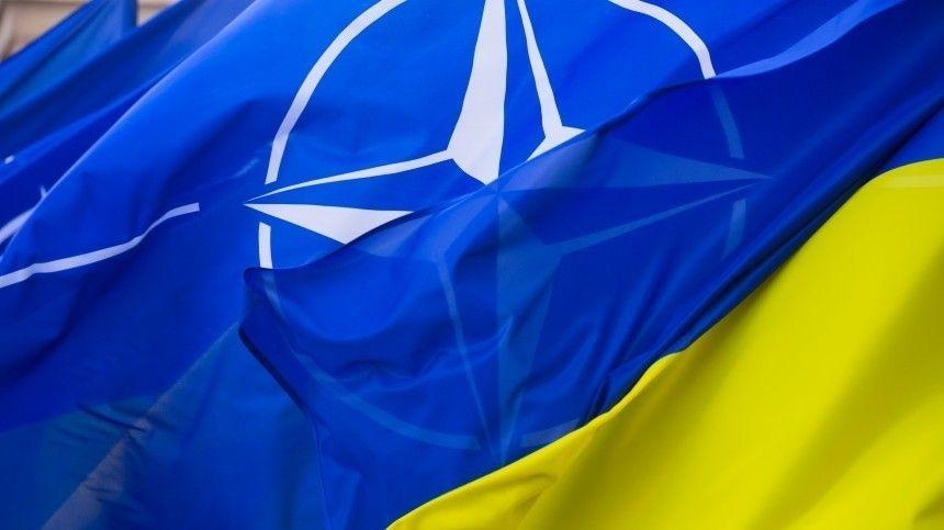 Российский президент заявил, что если Украину примут вАльянс, топодлетное время ракет отХарькова или Днепропетровска доцентральной части России составит менее десяти минут.