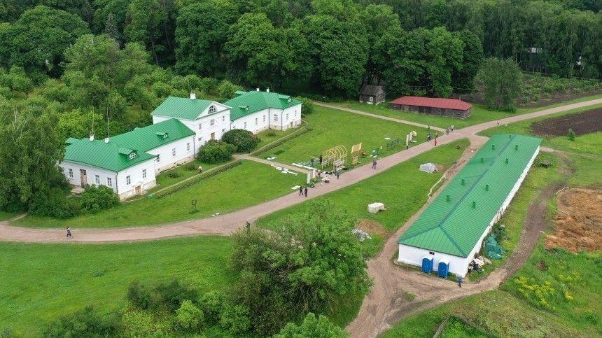 Путин поздравил коллектив музея-усадьбы «Ясная Поляна» со 100-летием