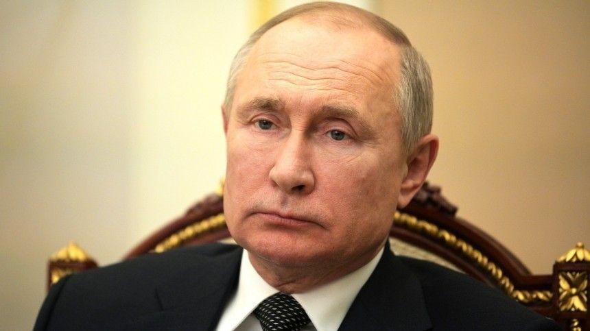Путин в интервью NBC рассказал о судьбе виновных в резонансных убийствах  видео