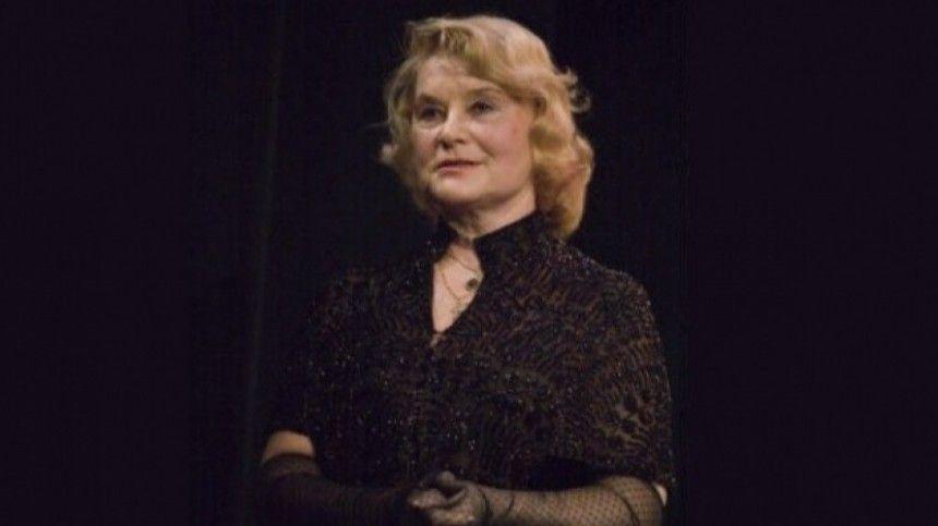 Народной артистке РФибывшей солистке Мариинского театра был 81год.