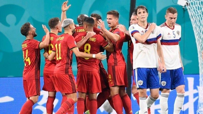 Россияне проиграли соперникам сосчетом 0:3. Матч проходил вСеверной столице настадионе «Санкт-Петербург».
