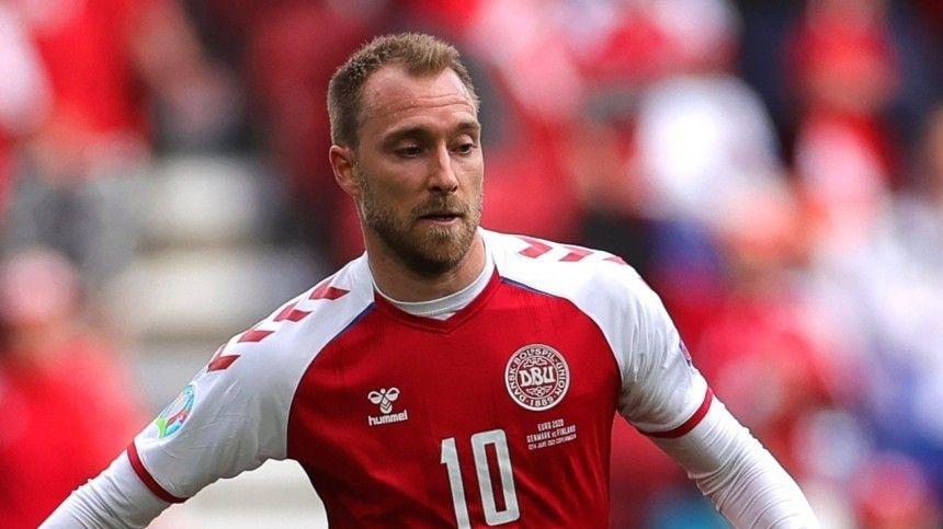 Случившееся прокомментировал главный тренер датчан Каспер Хьюлманд.