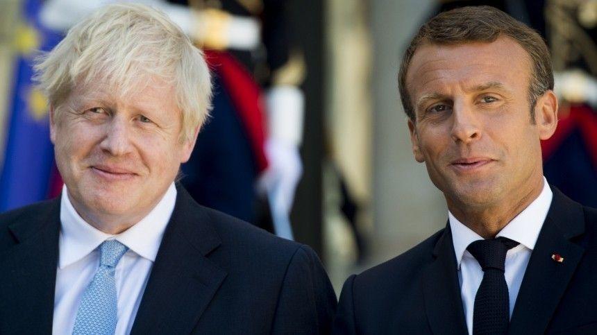 Представители двух европейских держав встретились насаммите G7 иповздорили.