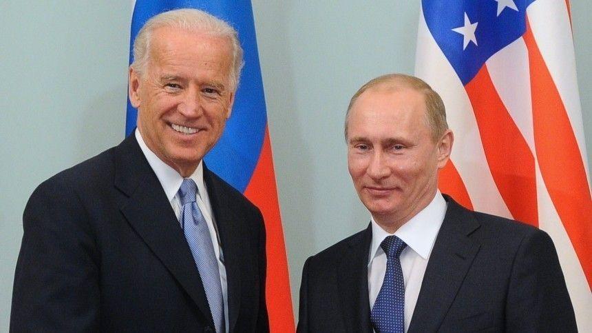 Президент США рассказал освоих ожиданиях отсаммита вЖеневе.