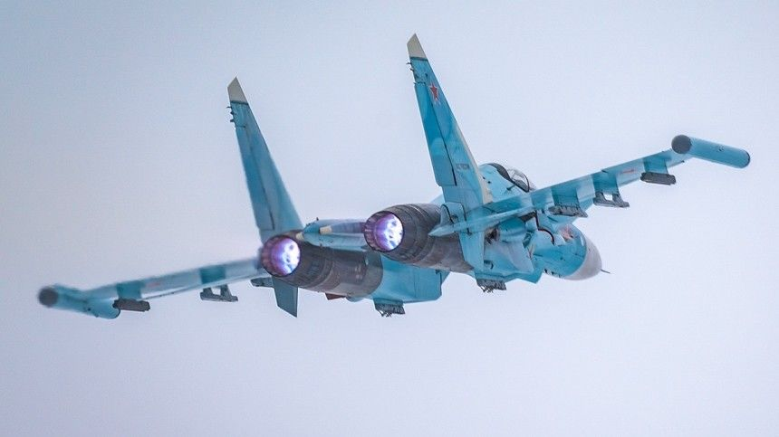Инцидент произошел 11июня, когда датчане подняли авиацию наперехват истребителей Су-30.