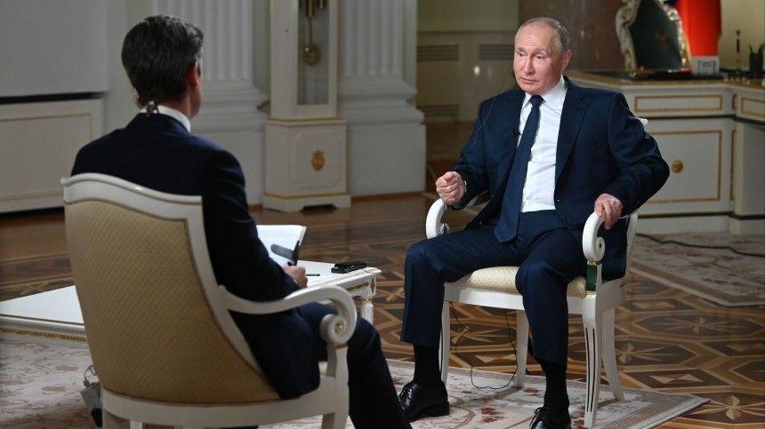 Когда речь зашла овстрече американского президента спартнерами поНАТО, президент РФзаявил, что Вашингтон вотношениях сМосквой будет продвигать свои интересы.