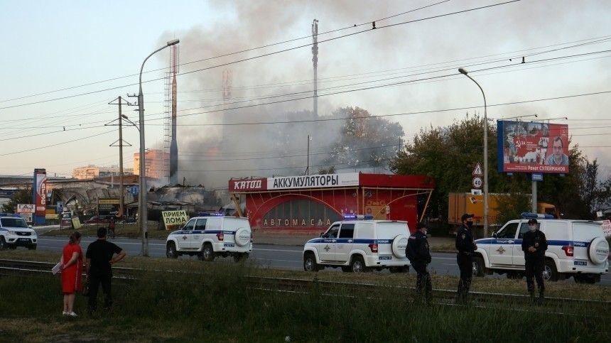 Среди пострадавших при инциденте есть иностранные граждане.