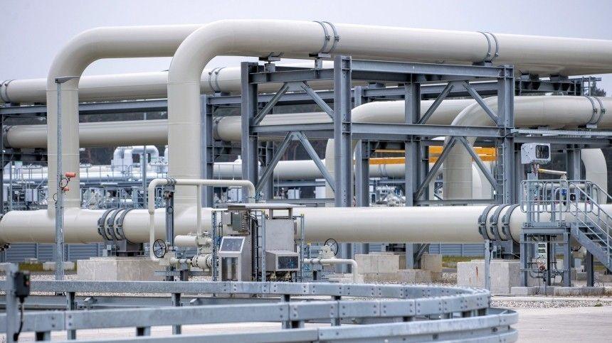 ВБундестаге признали, что экономика Германии зависит отроссийского газа.