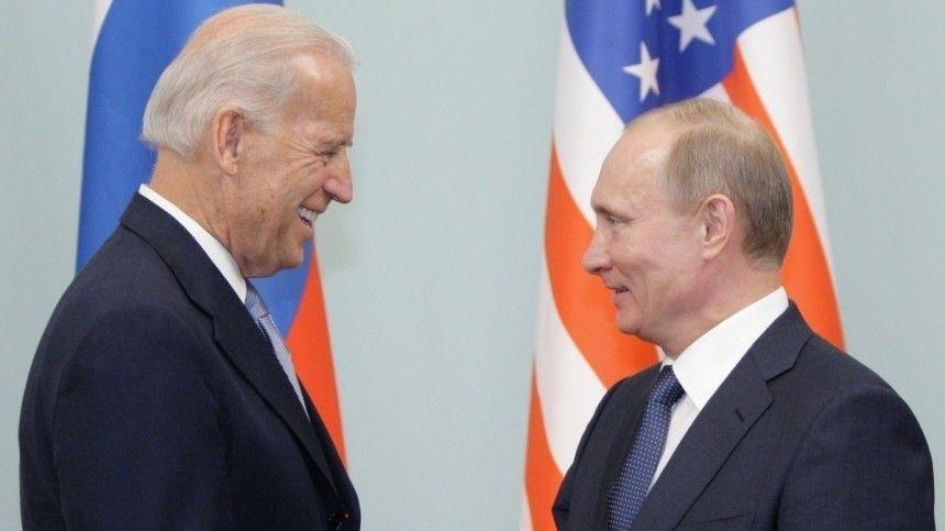 Саммит лидеров России иСША состоится 16июня.