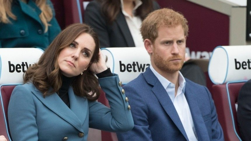 Связующее звено: Принц Гарри делится самым сокровенным с Кейт Миддлтон