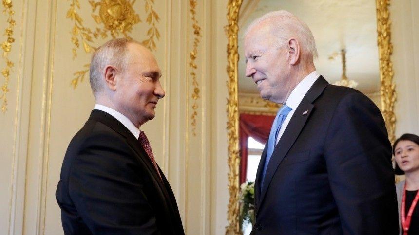 Президент России также выразил надежду, что предстоящие переговоры будут крайне продуктивными.