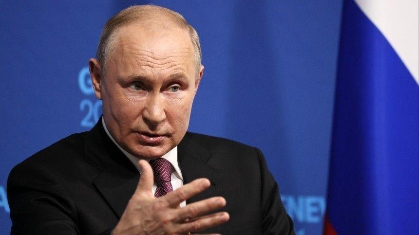Президент России процитировал русского классика вобщении сжурналистами после встречи сДжо Байденом вЖеневе.