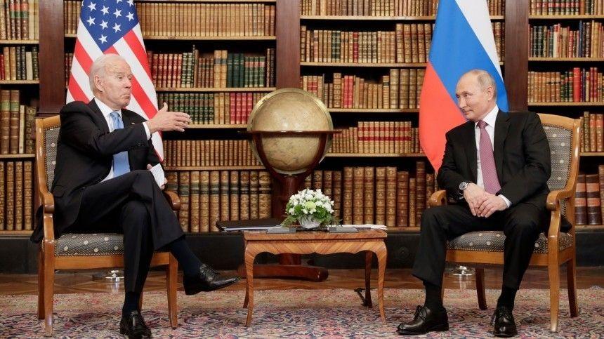 Перспективы обмена заключенными между двумя странами обсудили Владимир Путин иДжо Байден навстрече вЖеневе.