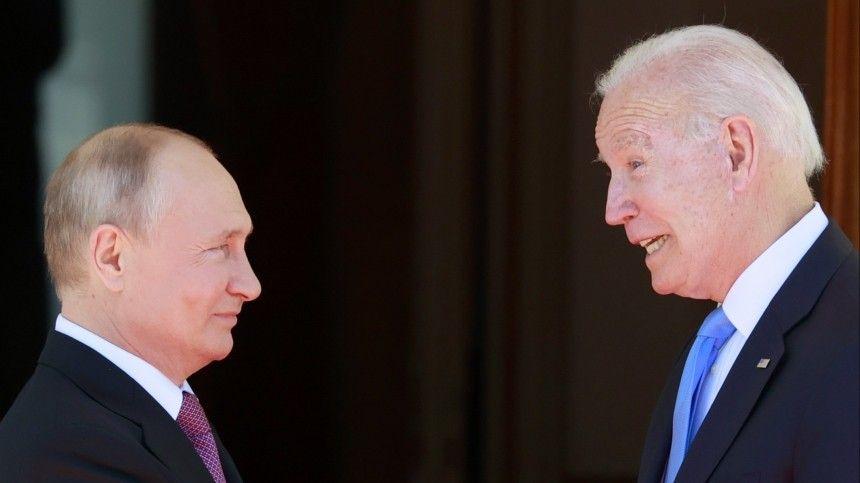 Переговоры длились более четырех часов, после чего главы государств выступили ссовместным заявлением.