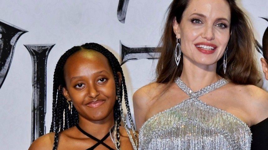 После операции дочери Джоли впала в отчаяние из-за поведения врача