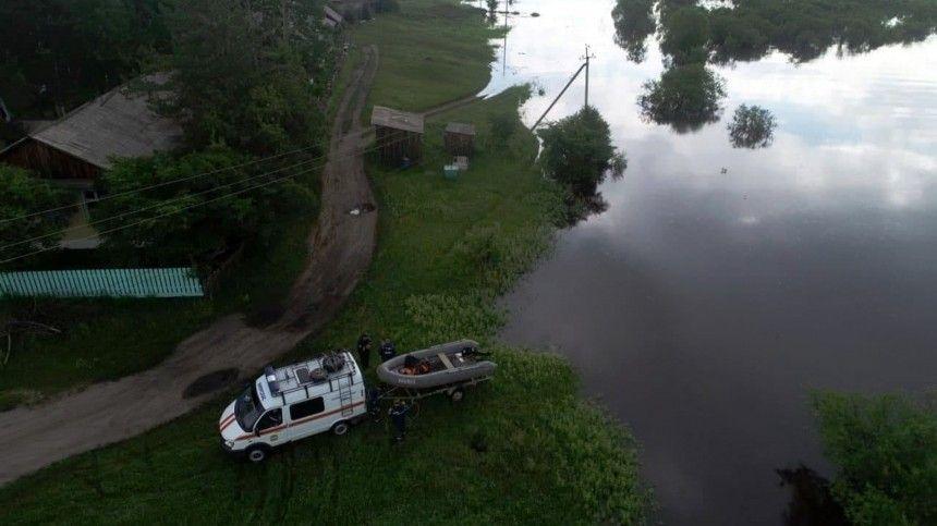 Тонущее Приамурье: уровень воды в Амуре превысил отметку наводнения почти 40-летней давности