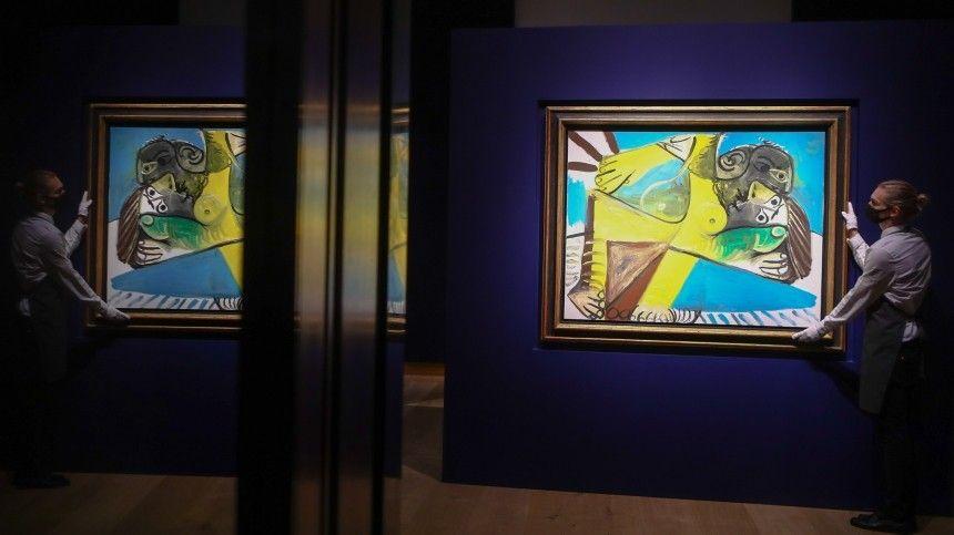 Десять лет назад вовремя капремонта изНациональной галереи вынесли шедевры, стоимостью десятки миллионов евро.