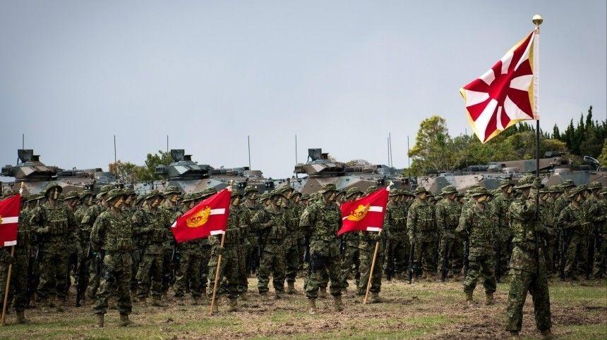 Министр обороны Японии забеспокоился из-за действий российских военных у Курил
