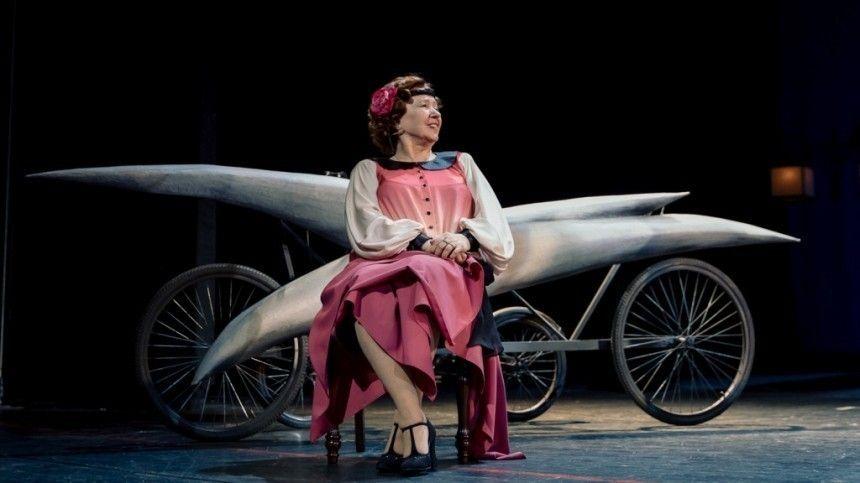 Одате траурной церемонии рассказал Сергей Шуб —директор театра-фестиваля «Балтийский дом», где почти полвека служила актриса.