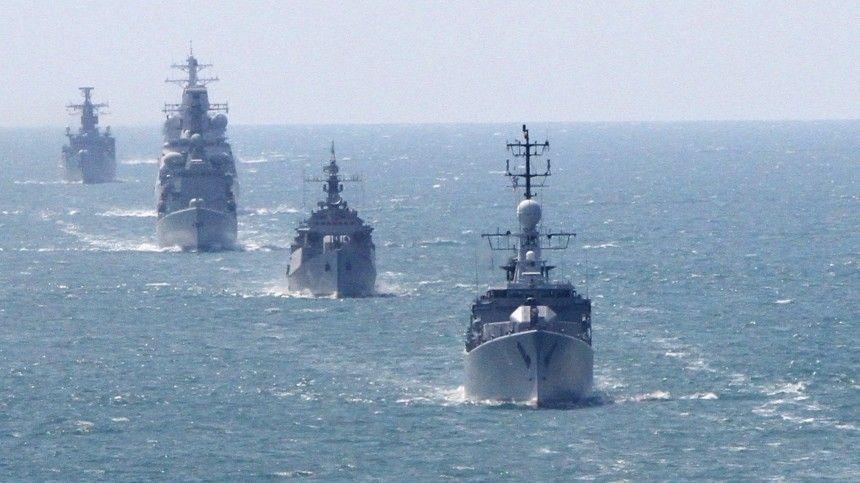 В голове одна солома: в Китае высмеяли маневры НАТО в Черном море