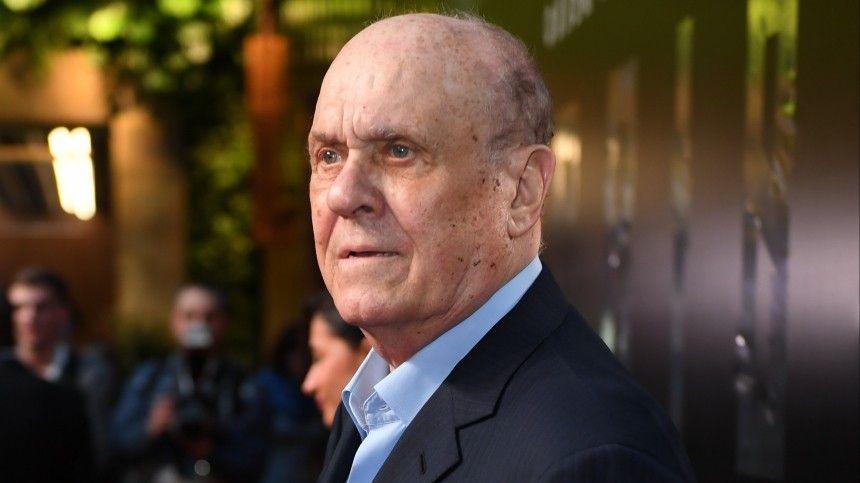 Советский ироссийский режиссер скончался ввозрасте 81 года отпоследствий коронавирусной инфекции.
