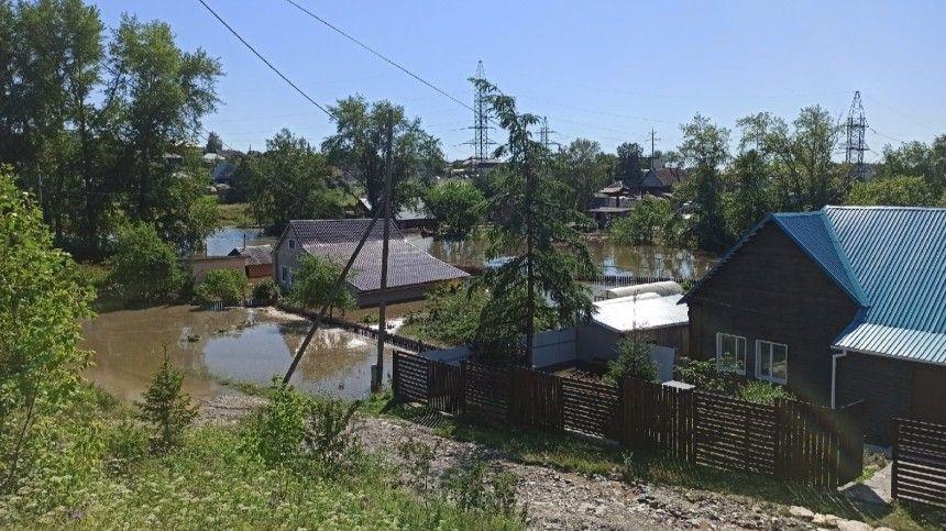 Режим ЧС объявлен в населенных пунктах Свердловской области из-за гроз и ливней