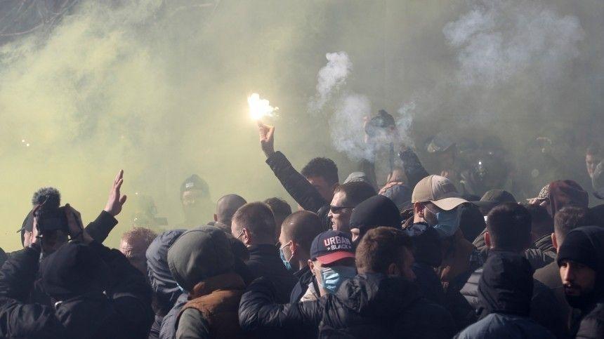 Член «Оппозиционной платформы— Зажизнь» раскритиковал героизацию националиста Тараса Боровца.