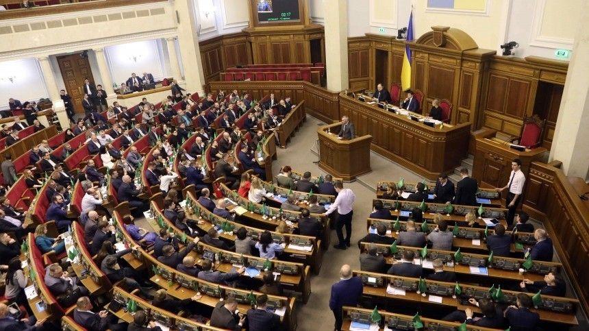 Депутат Илья Кива довольно резко высказался вадрес президента Незалежной.