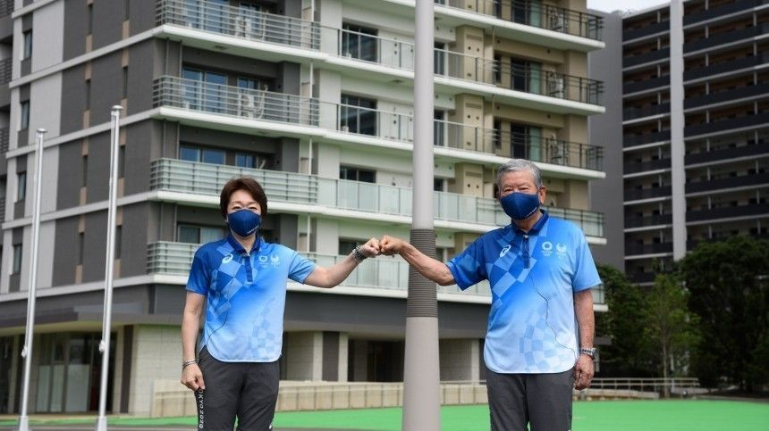 Деревня находится наберегу Токийского залива, вней одновременно будут жить 18 тысяч человек.