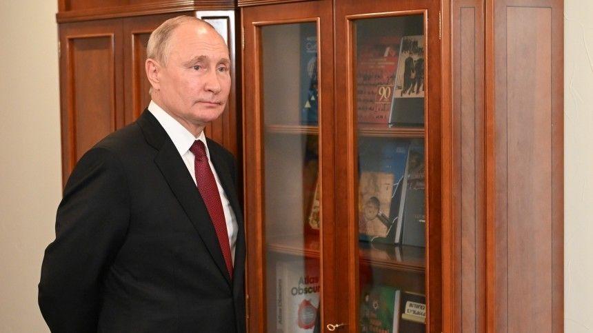 12июля насайте Кремля был опубликован материал президента РФ«Обисторическом единстве русских иукраинцев».