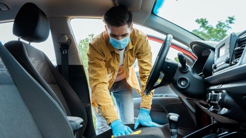 Чем нельзя очищать автомобиль отбактерий? Как часто надо проводить дезинфекцию?