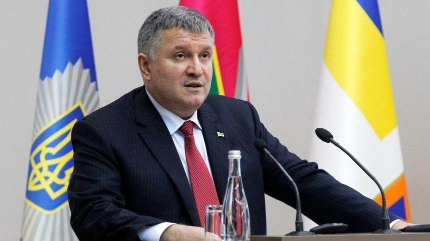 Верховная рада 15июля рассмотрит вопрос оботставке министра внутренних дел Украины.